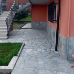 Pavimentazione in pietra di luserna 7