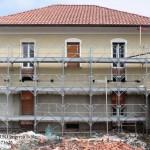 Ristrutturazione facciata esterna
