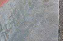 """Pavimentazione in pietra di luserna """"beola"""""""